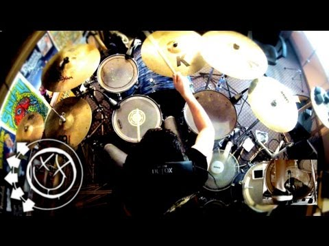 Blink-182 Drum Medley - 40 Parts In 7 Minutes (travis Barker Tribute) [hd] - Kye Smith video