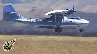 Catalina PBY Flying Boat On Land & Water