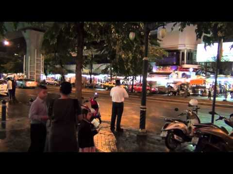 Preaching the gospel to Patpong Road (June 1, 2012)