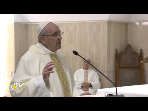Pope Francis: Christ, foundation of peace