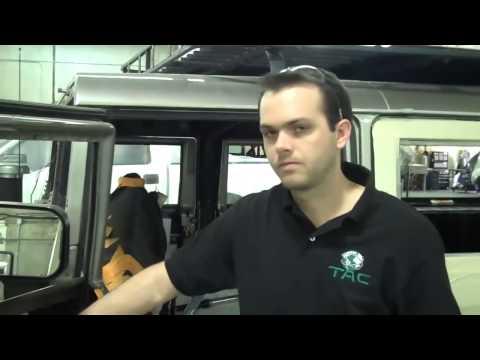 Texas Armoring Lightweight Armor Ballistic Testing May 2011