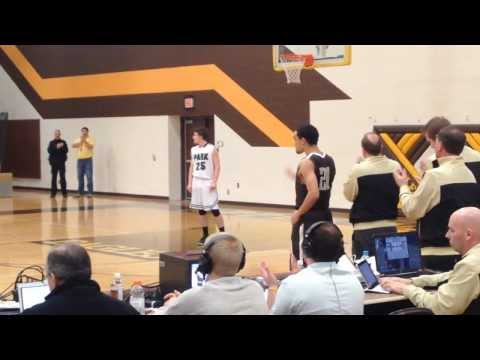 Tyus Jones' Final Home Game at Apple Valley High School