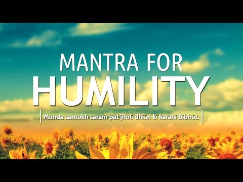 Mantra for Humility - Aades Tisay Aades(I) | DAY29 of 40 DAY SADHANA thumbnail