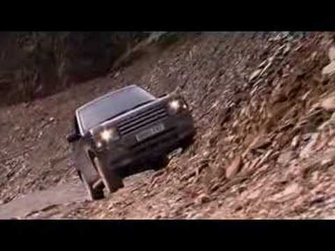 Fiat Panda 4x4 vs Range Rover