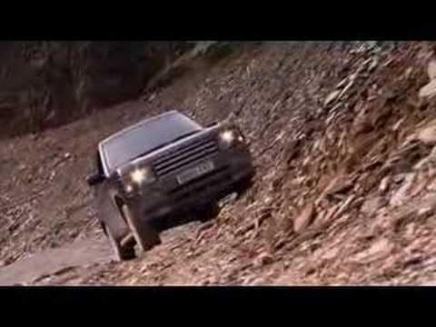 Fiat Panda 4x4 vs Range Rover