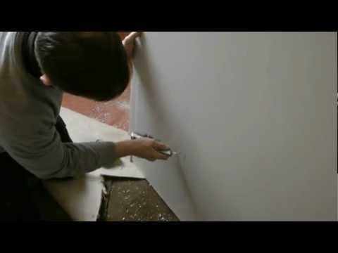 Solid wall insulation installation - Part 1