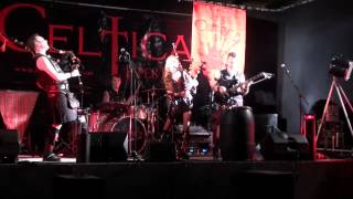 "Celtica Pipes Rock ""Highway to Hell"""
