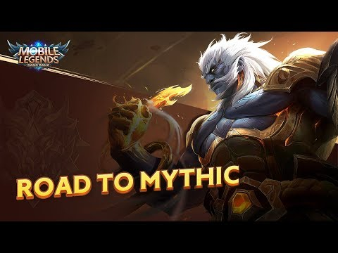 Road to Mythic | Mystic Tortoise | Baxia | Mobile Legends: Bang Bang!ytbEN