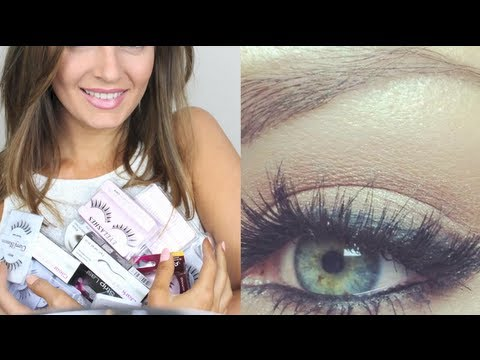 How to: Single. Strip and Lower Lashes + Removing & Double Stacking!