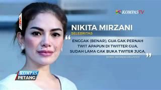 Nikita Mirzani Bantah Hina Panglima TNI