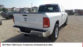 2019 Ram 1500 Classic Odessa TX KS627994