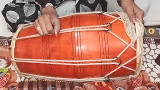 Bhangra Dholak ko dheere dheere combine karne ka bahut hi saral tarika, #dholak seekhe