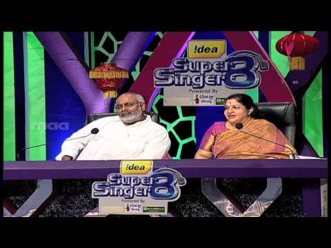 Super Singer 8 Episode 30 - Nikhitha Performance