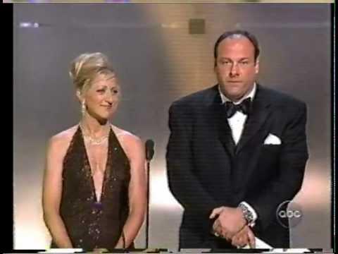 Emmys 2000  James Gandolfini Edie Falco