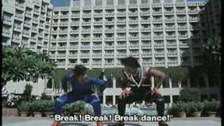 Indian Michael Jackson Break Dance