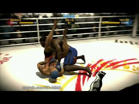 EA Sports MMA Career – 19th Pro Fight (Title Defense)