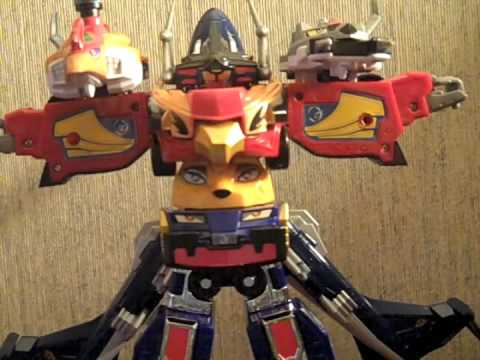 Demo: RPM Ultrazord Formation!