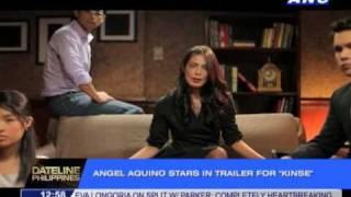 Angel Aquino Strips for