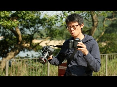 Canon EOS 6D vs 5D Mark III Hands-on Comparison