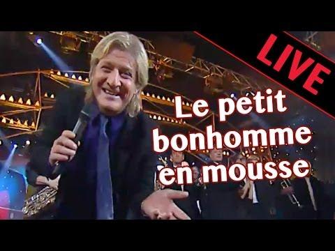 Patrick Sebastien - Le Petit Bonhomme En Mousse