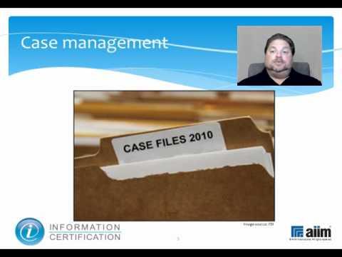 Digital Asset and Case Management