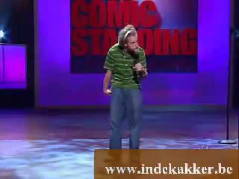 Josh Blue at Last Comic Standing