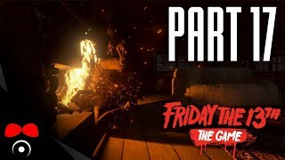 RAMMSTEIN JASON! | Friday the 13th Game #17