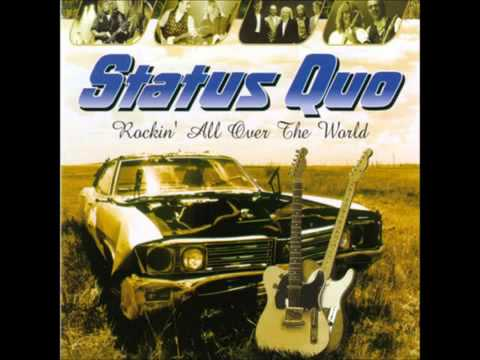 Status Quo - Rocking All Over The World