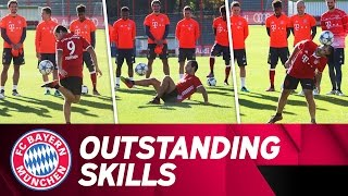 Outstanding skills from Fabian | FC Bayern Training