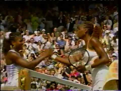 2000 Wimbledon: Venus v Serena Williams SF highlights
