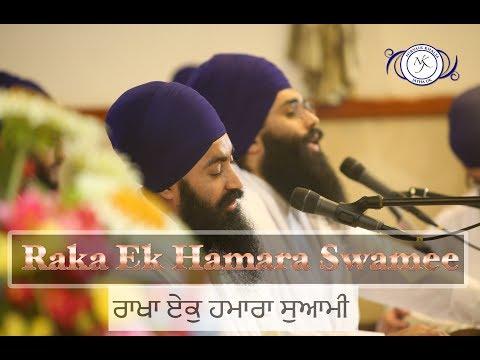 Rakha Ek Hamara Swami   Bhai Harinder Singh & Bhai Gurbir Singh Tarn Taran   Singapore