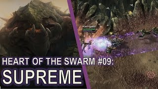 Starcraft II: Heart of the Swarm Mission 09 - Supreme