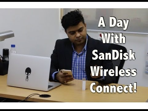 Lifestyle Video, A Day With SanDisk Connect Wireless Stick | Gadgets To Use