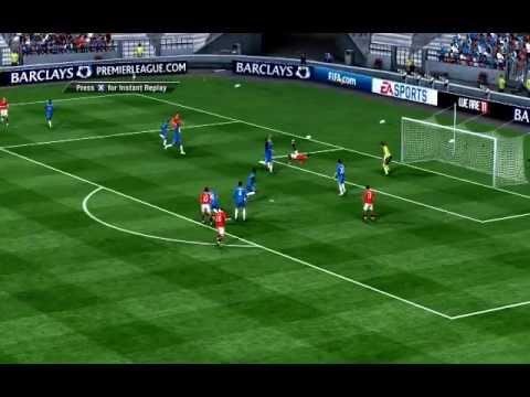 Golaço de Bicicleta [FIFA 11]