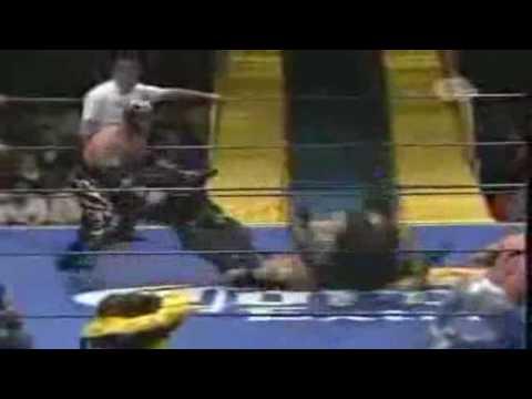 CMLL: Lucha Estelar p.1