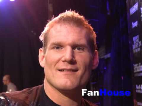 MMA Star Josh Barnett Video