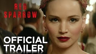 Red Sparrow | Official Trailer | Fox Star India | March 2