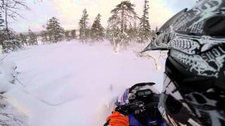 Snowmobile: Testing the new Yamaha Viper 162 LE turbo