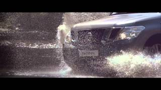 Welcome to off-road exclusivity (Nissan Patrol official ad)