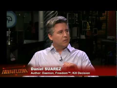 Daniel Suarez on Triangulation on the TWiT Network