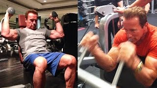 Arnold Schwarzenegger Motivation | 68 Years Old | Training | Workout | Gym | Bodybuilding