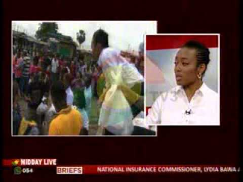 Middaylive Interview with Dr. Ezenator Rawlings - 19/6/2015
