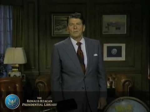 Candidacy for Presidency: Ronald Reagans announcement of Candidacy for President of U.S.  11/13/79