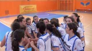 3vs3 femminile basket under 13