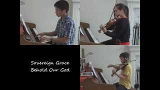 Watch Sovereign Grace Music Behold Our God video