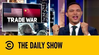 The Great Game Of Thrones Black Out | The Daily Show with Trevor Noah