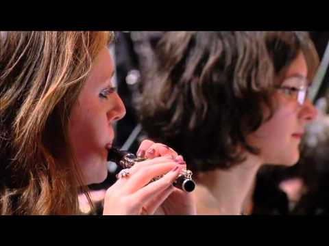 NYO perform Nico Muhly's Gait - BBC Proms 2012