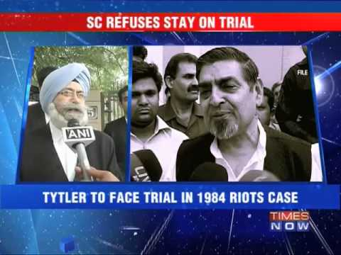 '84 riots case: Setback for Jagdish Tytler