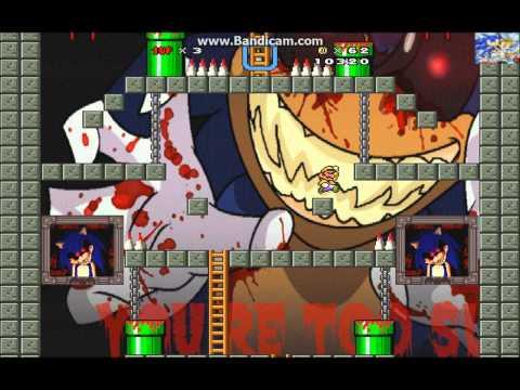 My Custom Smbx Level: Wario Meets Sonic ?