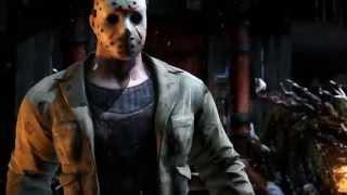Jason в MK X - Надеюсь завтра 06.05.15